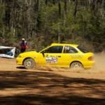 Excel rally car Clubman Cup