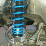 Silvia rally suspension rear DMS