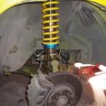 WRX Rally Suspension