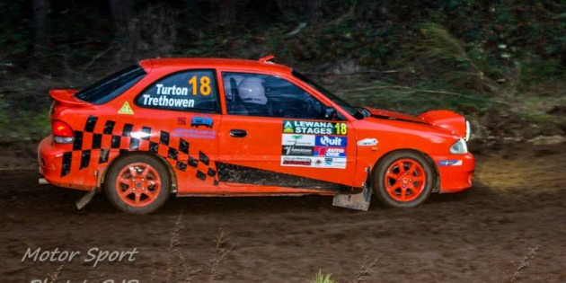 Hyundai Excel Rally Car Specs