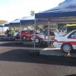 Karri_Rally_2016_RADT_cars