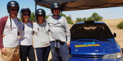 Most popular Intense Half Day rally driving experience