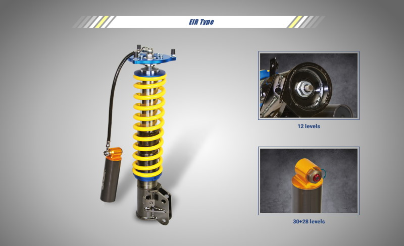 We sell the STD remote canister gravel rally suspension. It is the most expensive item on our rally car build budget.