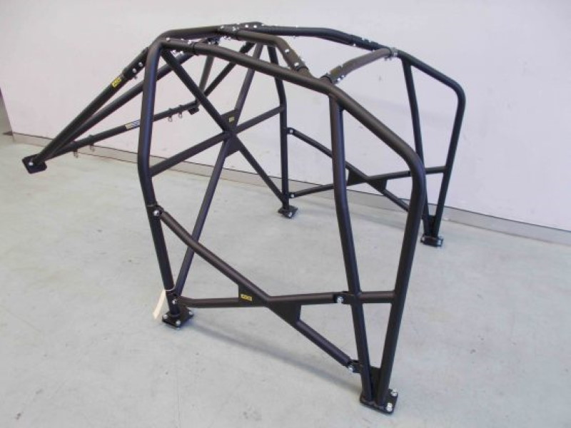 A full bolt in roll cage to the current standards costs $4400.